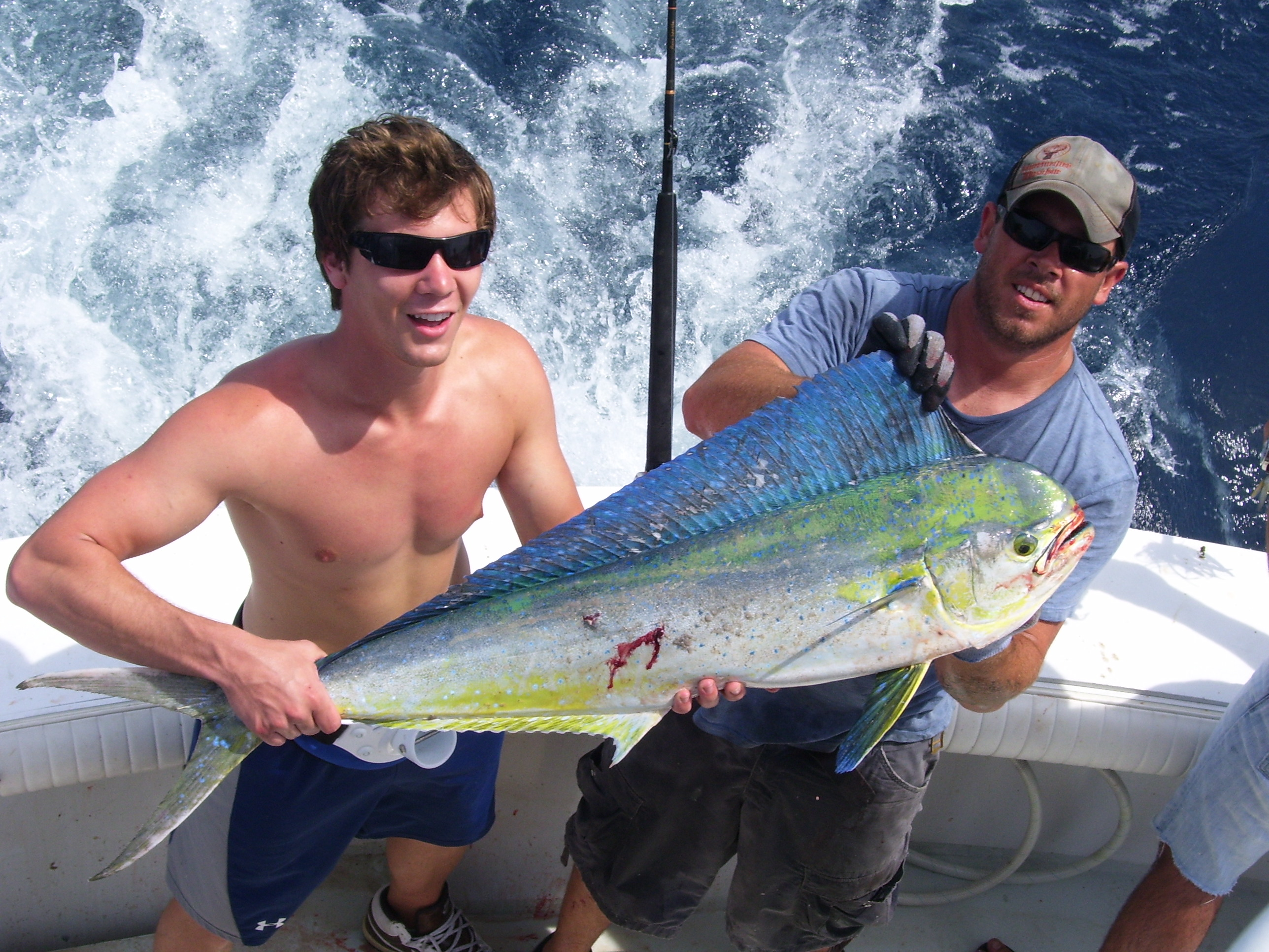 Myrtle beach fishing trips little river fishing fleet for Voyager fishing charters