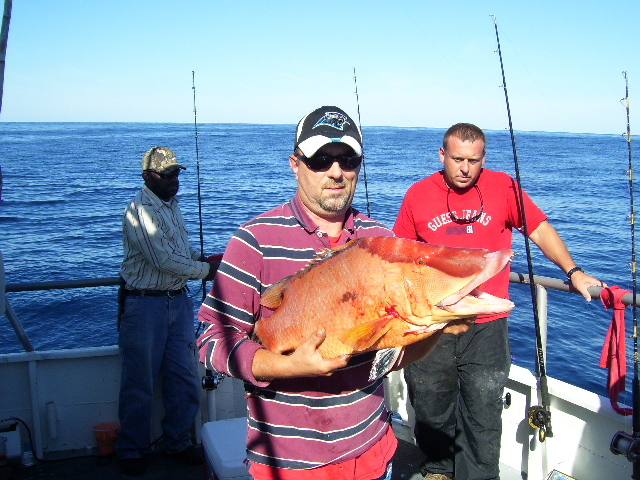 Fishing boat photos voyager fishing charters for Voyager deep sea fishing