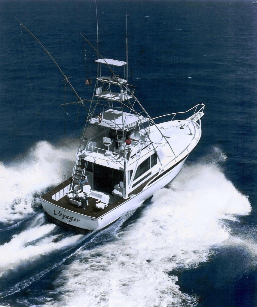 Fishing fleet voyager fishing charters for Voyager deep sea fishing