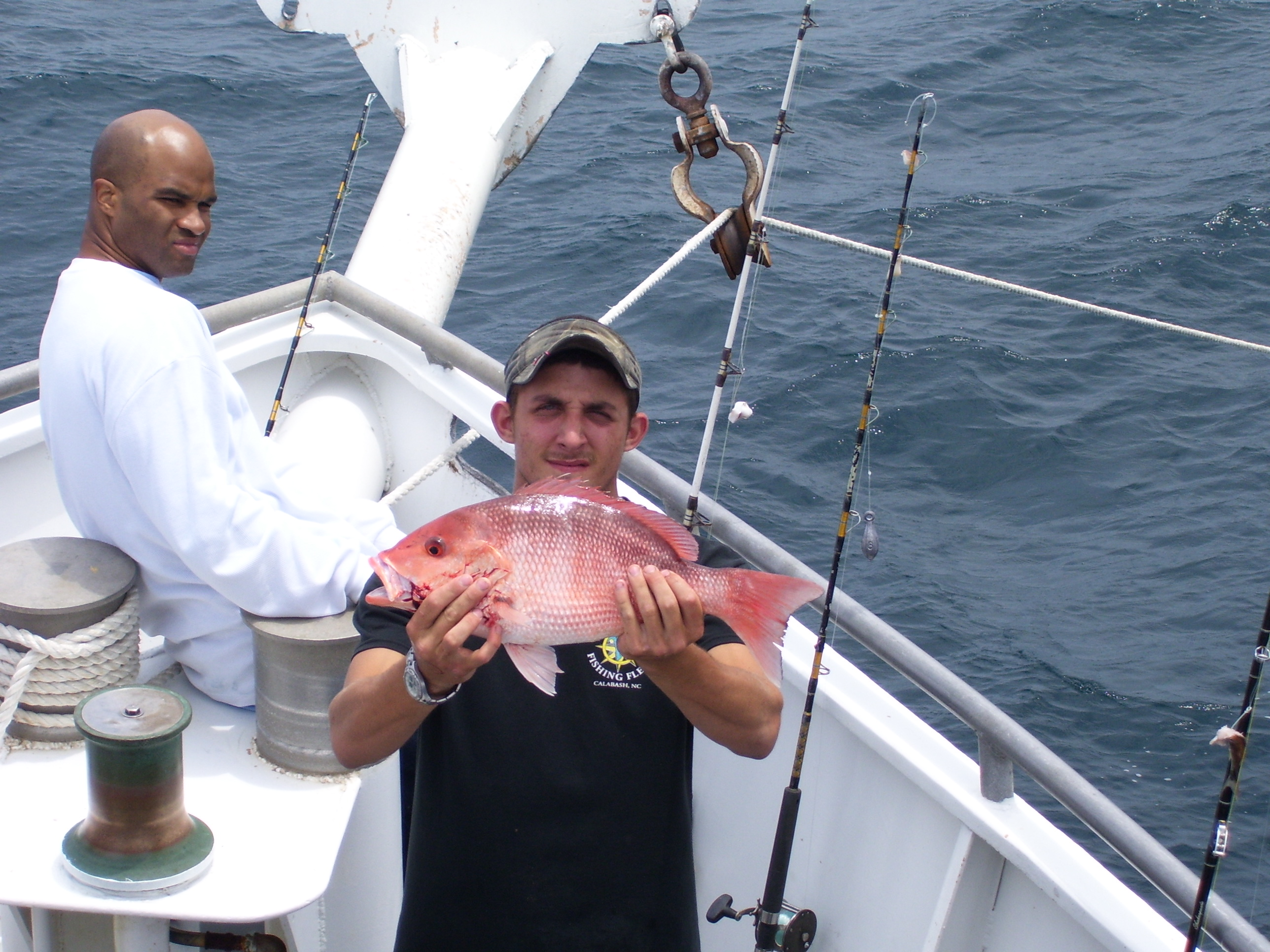 Myrtle beach fishing charters little river fishing fleet for Deep sea fishing trips