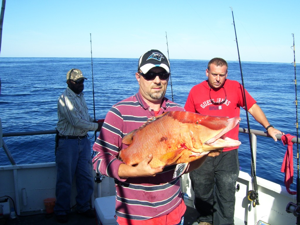 Voyager fishing charters for Deep sea fishing nc