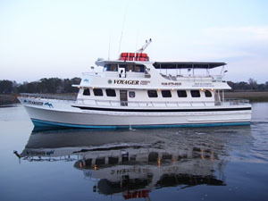 Voyager Fishing Charters Myrtle Beach